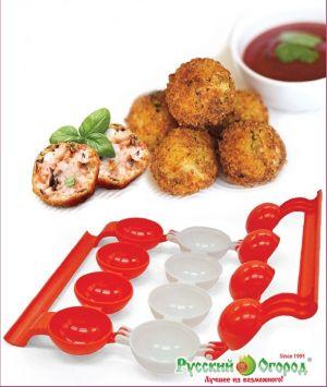 Формочки для изготовления шариков из мяса (фрикаделек, тефтелей и т. п)